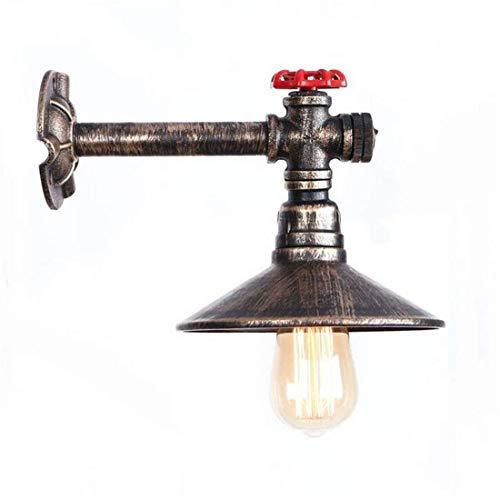 SGWH Lámpara de pared/Aplique retro industrial/accesorios de iluminación alve/Steampunk corto/Pasillos Pasillos Mesas de noche interiores Pasillo Lámparas de iluminación