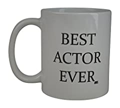 Great gift Idea For Your Best Friend Who Loves Acting or Drama Queen. This High Quality Coffee Mug is 11oz White Ceramic Made With The Highest Quality Inks, Guaranteed To Last Dishwasher and Microwave Safe. This Coffee Cup Is Printed On Both Sides ( ...