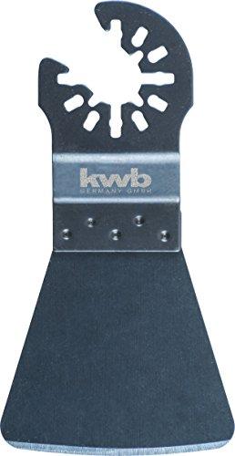 kwb Multitool Schaber, flexibel, mit Quick Change Aufnahme
