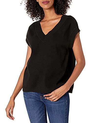 The Drop Women's Zhen V-Neck Sweater Vest