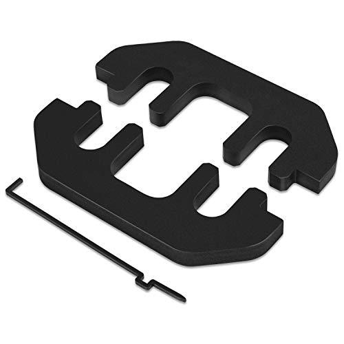 Sunluway Camshaft Holding Tool Kit Timing Alignment Holder Tool Set for Ford 3.5L 3.7L 4V Engines