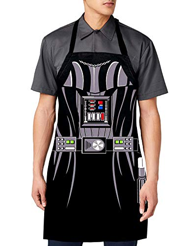 OFFICIAL DISNEY STAR WARS DARTH VADER KITCHEN CHEF APRON NEW IN GIFT TUBE
