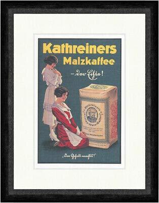 Kunstdruck Kathreiners Malzkaffee Kneipp Pulver Unternehmen Marke Faks_Plakatwelt 438