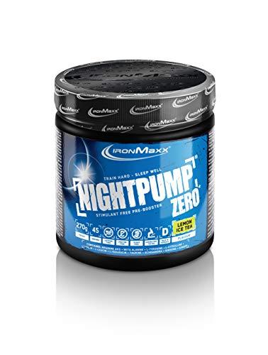 IronMaxx Nightpump Zero Tropical, 270 g