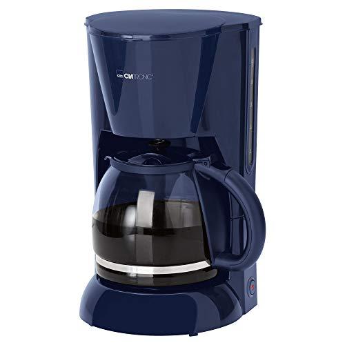 Clatronic KA 3473 Kaffeeautomat, blau