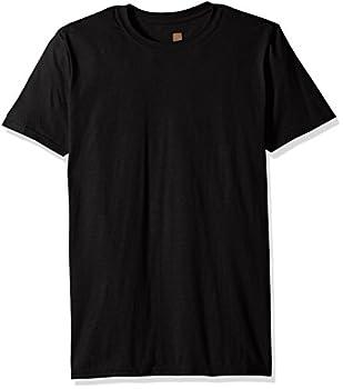 Gold Toe Men s Crew Neck T-Shirt Black Medium