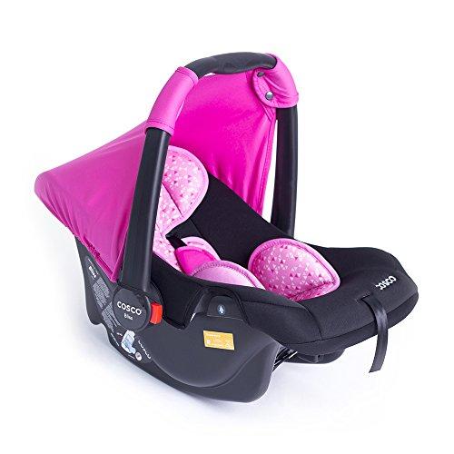 Bebê Conforto Bliss, Cosco, Rosa