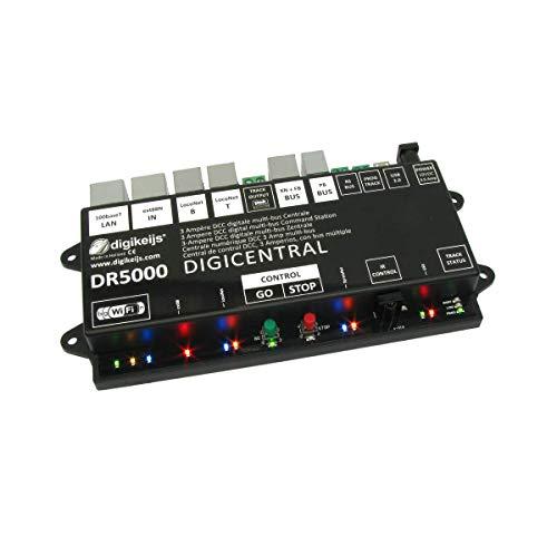 DR5000-ADJ DCC Central de control multi-bus