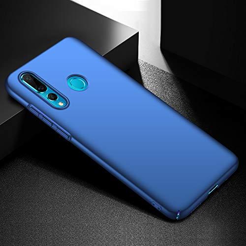 Avalri für Huawei Nova 4 Hülle, Ultradünne Handyhülle Hardcase aus PC Stoß- und Kratzfest Kompatibel mit Huawei Nova 4 (Glattes Blau) - 3