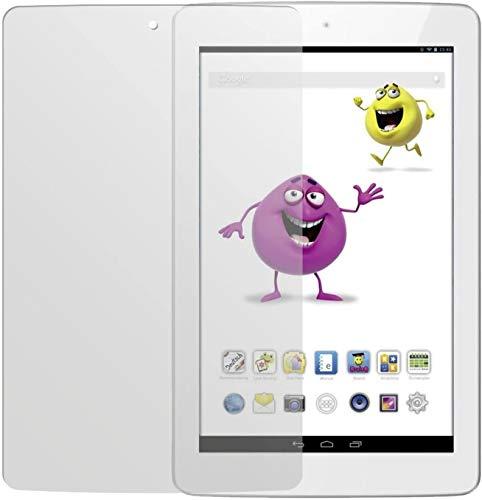dipos I 2X Schutzfolie matt kompatibel mit Odys Junior Tab 8 Pro Folie Bildschirmschutzfolie