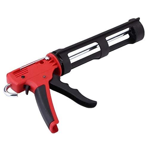 Pistola de Silicona Profesional Manual Pistola for calafatear duradero cristal pegamento de...