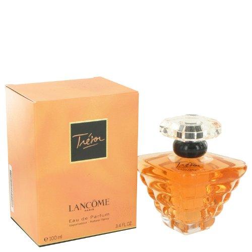 Perfume en espray Trésor de Lancome Eau de Parfum 3. 4 oz (mujeres)