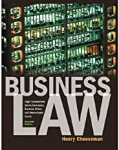 Business Law. 7th (seventh edition.)