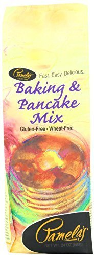 Pamela's Products Ultimate Baking & Pancake Mix, 24-Ounce Package by Pamela's Products