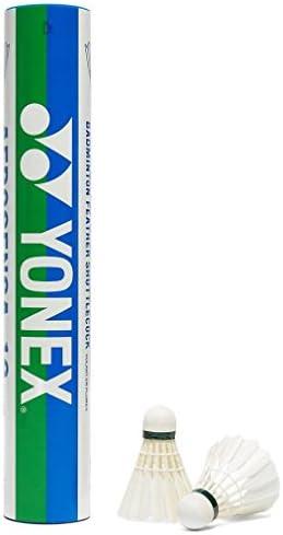 YONEX Aerosensa AS 50 Feather Badminton Shuttlecock 2 Dozens product image