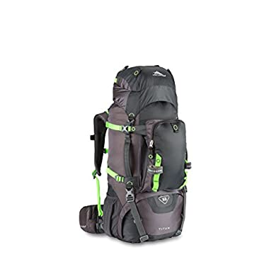 Titan 55 Frame Pack, Mercury/Lime