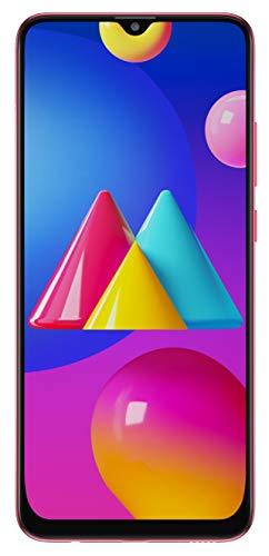 Samsung Galaxy M02s (Red,4GB RAM, 64GB Storage) | 5000 mAh...