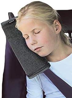 Original DOOKY ** Schlafkissen/Nackenstütze für Kinder ** Das ideale Gurtpolster fürs Auto mit hochwertiger Füllung