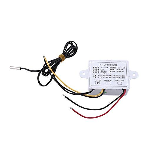 Controlador de termostato digital, regulador de termostato...