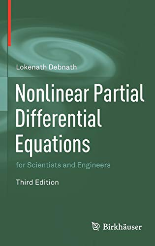 Nonlinear Partial Differential Equations for Scientists and Engineers