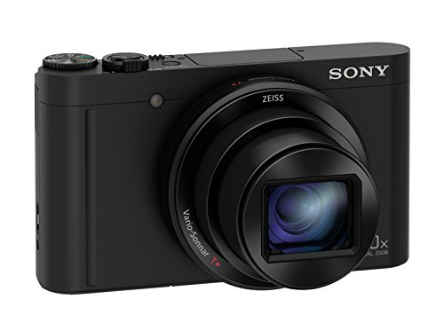 Sony DSC-WX500 Fotocamera Digitale Compatta Travel...