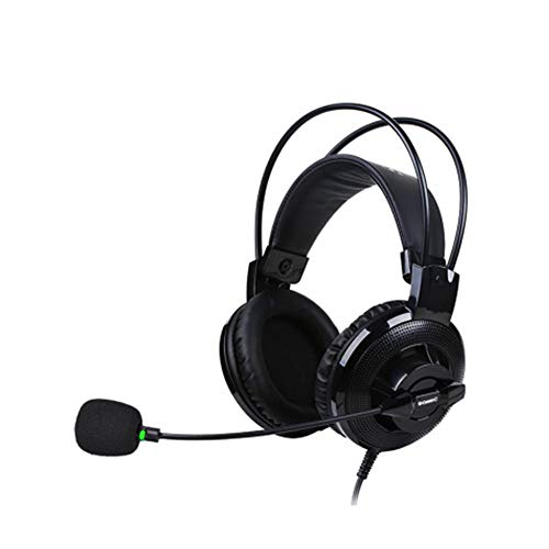 Check Out This KOKOF Computer Headset Headset, Notebook Desktop Universal, Voice Gaming Headset, Vir...