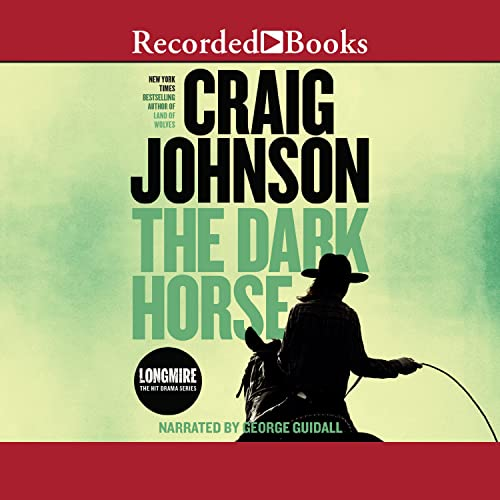 The Dark Horse Audiobook By Craig Johnson cover art