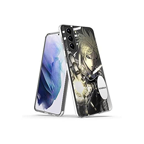 SAdNTagN Samsung Galaxy S21 Plus Cover Sottile Antiurto Custodia Trasparente con Disegni Ultra Slim Protective Case Bumper in TPU Silicone per Samsung Galaxy S21 Plus Tag #B007