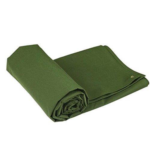 ZZYE Lona Tarpa de Impermeable para Uso Pesado con Ojales, para Refugio al Aire Libre, Techo de Techo, Sombra de jardín, camping-650 g/m² Lona Impermeable (Size : 2X1.5M)