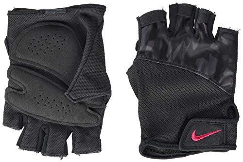Nike Damen Womens Printed Gym Elemental Fitness Glove 970 Handschuhe, Gunsmoke/Anthracite, M