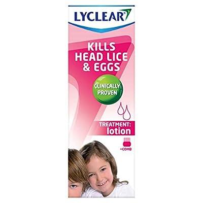 Lyclear Lotion Kopfläusekur +