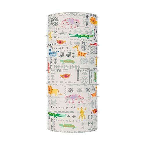 Buff CoolNet UV+ Tubular, Unisex-Baby, White, Talla Única