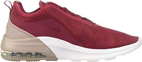 Nike Damen Air Max Motion 2 Sneaker, Rot (Noble Red/White-Pumice 601), 39 EU