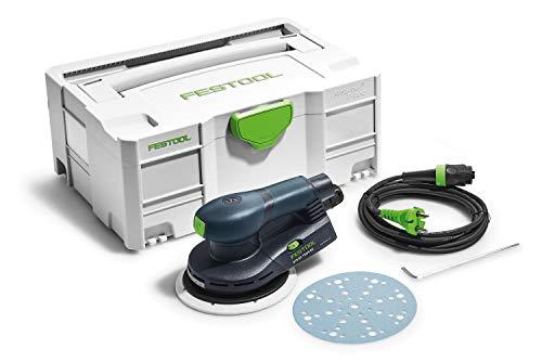 Festool Exzenterschleifer ETS EC150/5 EQ-Plus Herstellernr. 575042, schwarz/grün