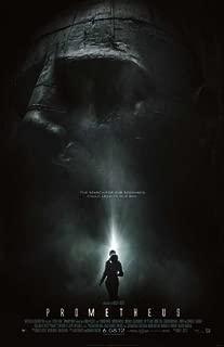 Prometheus (2012) 27 x 40 Movie Poster Style B Michael Fassbender, Guy Pearce, Idris Elba, Patrick Wilson, Charlize Theron,
