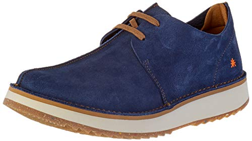 art Herren Orly Derbys, Blau (Denim Blue), 44 EU
