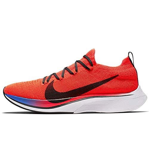 Nike Vaporfly 4% Flyknit Unisex Running Shoe Bright Crimson/Sapphire/White/Black 10.0