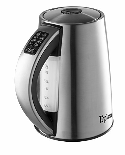 Epica Stainless Steel Electric Kettle