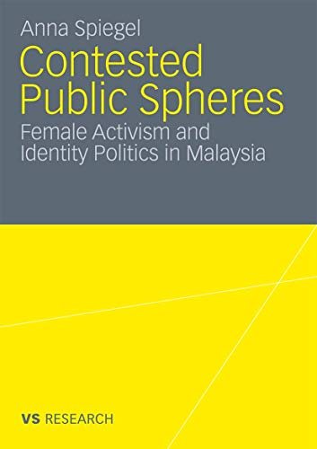 Contested Public Spheres: Female Activism and Identity Politics in Malaysia