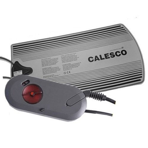 Calesco PTC Carbon Wasserbett Heizung analog by Calesco