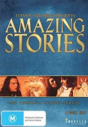 Steven Spielberg Presents Amazing Stories: The Complete Second Season