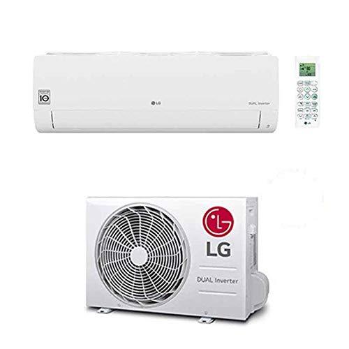 Climatizador de aire acondicionado LG Libero Smart R32 Wifi 9000 BTU S09ET Nsj Inverter clase A++/A+ New 2020