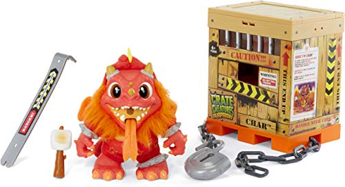 Crate Creatures 556015 Surprise-Char, Rojo