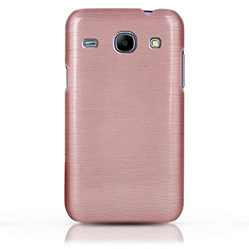 WOW Imagine Premium Marbello Finish Ultra Thin Hard Case Back Cover for Samsung Galaxy Core i8262 (Baby Pink)