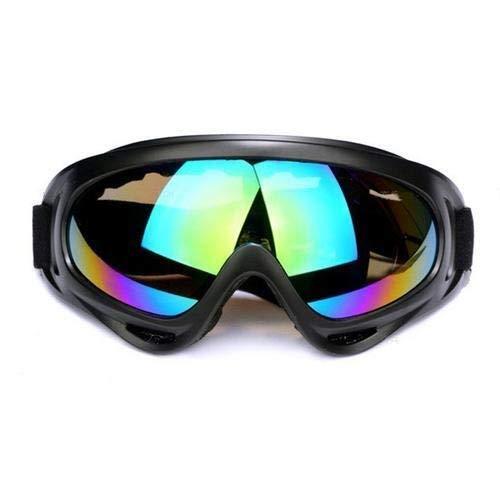 FGGTMO Gafas de esquí, Anti-Niebla sobre los vidrios de Snowboard Gafas con...