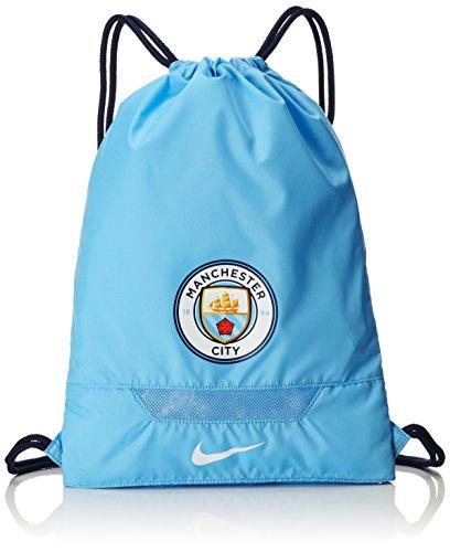 Nike Allegiance Man City Gymsack - Zaino Uomo, Blu, Taglia Unica