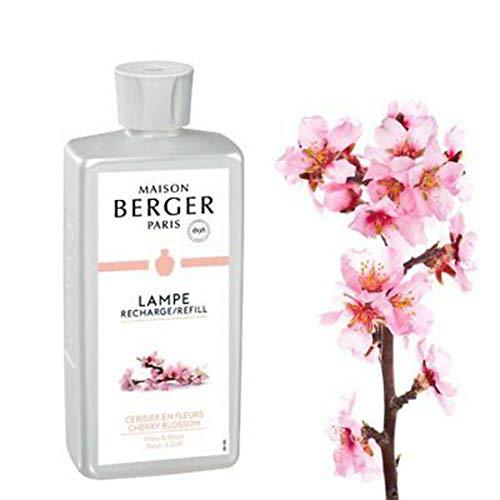 Lampe Berger Lampe berger raumduft nachfüllpack cerisier en fleurs sanfte kirschblüte 500 ml
