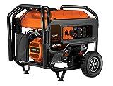 Generac 7996 Generator 6500E-49 State/CSA, Orange and Black