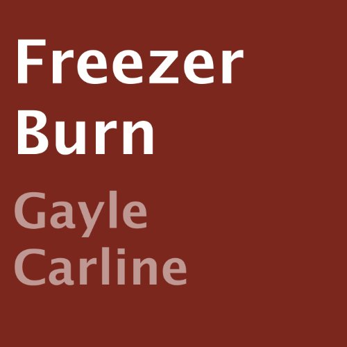 Freezer Burn audiobook cover art