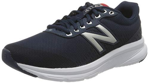 New Balance 411v2, Zapatillas para Correr de Carretera Hombre, Azul (Natural Indigo), 41.5 EU